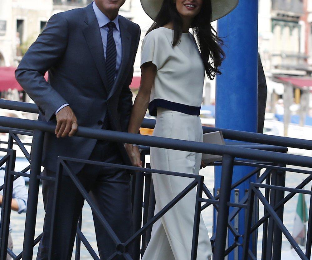 George Clooney und Amal Alamuddin planen eine Familie