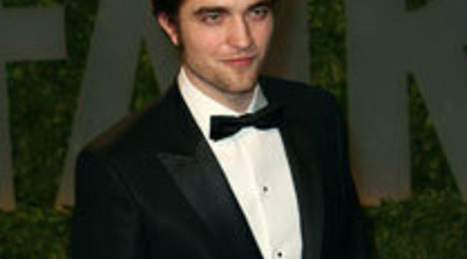 Alle lieben Robert Pattinson!