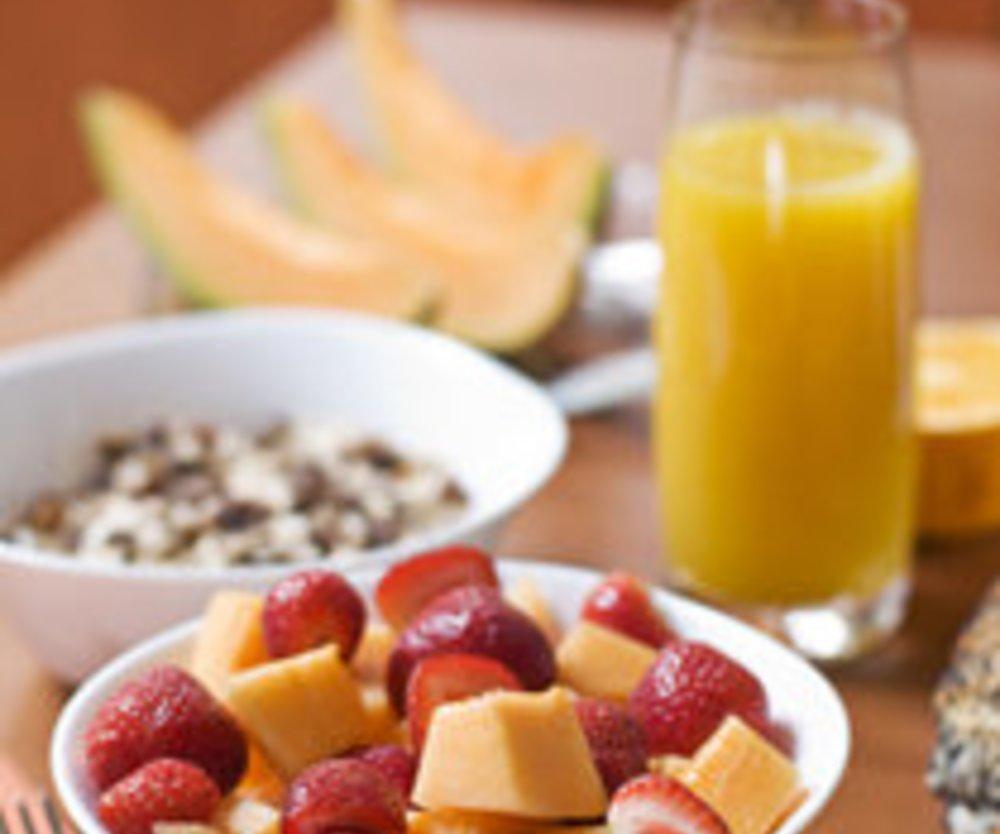 Ernährung: Frühstück als Basis für den Tag