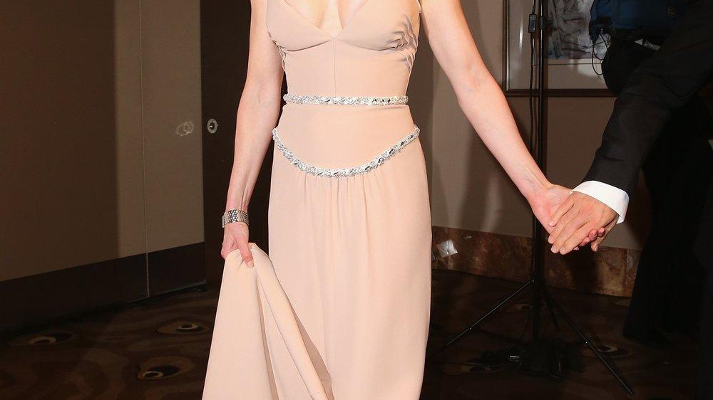 Nicole Kidman ist im Schockzustand