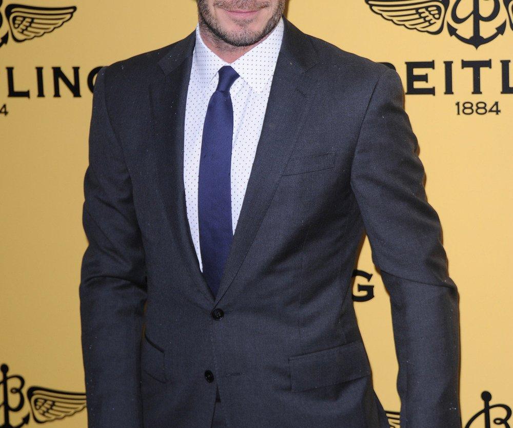 David Beckham eröffnet ein Restaurant
