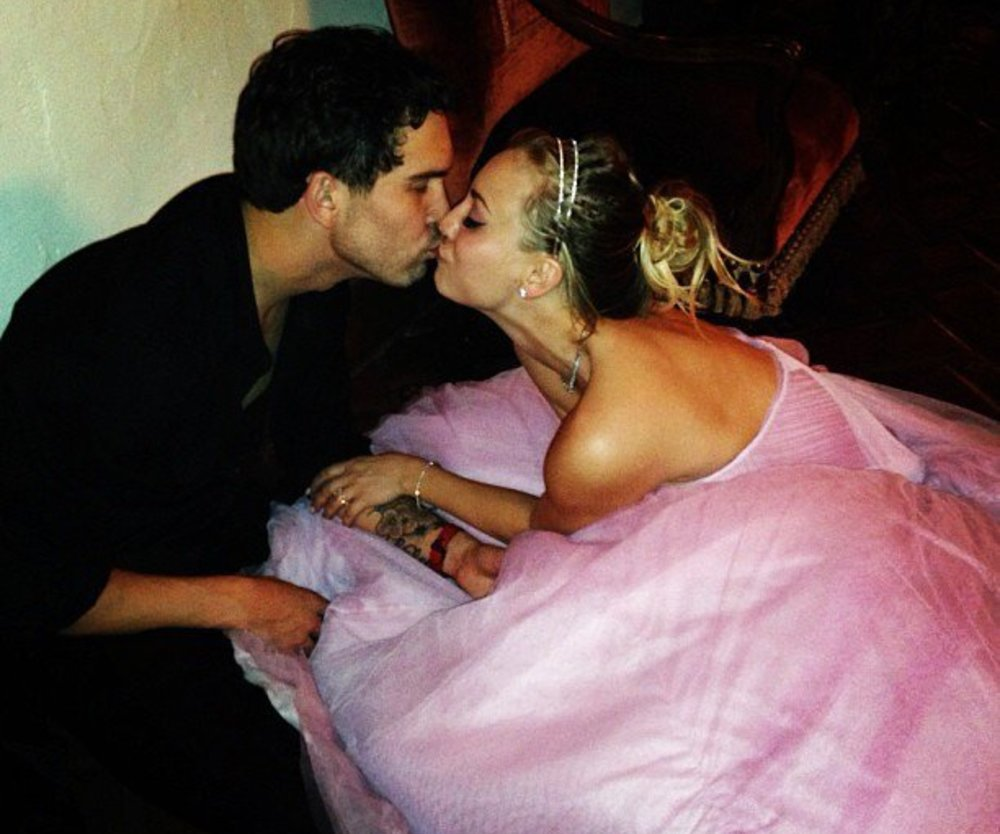 Kaley Cuoco hat geheiratet