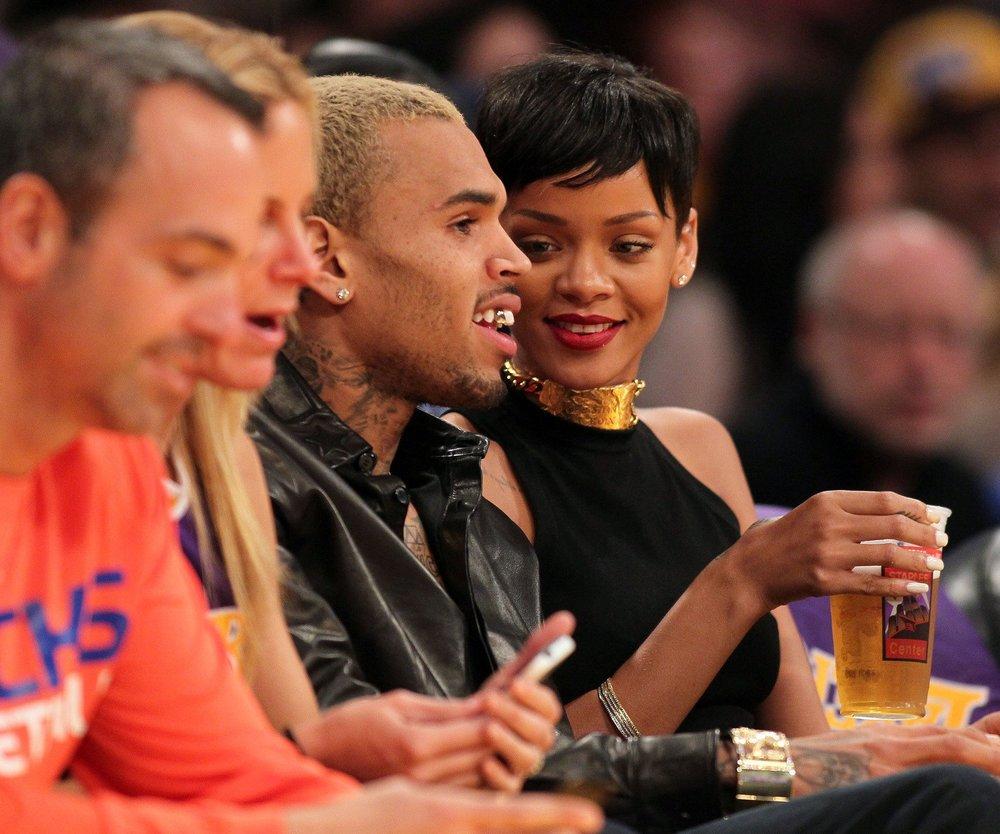 Rihanna - Ihre Familie wünscht sich Hochzeit mit Chris Brown