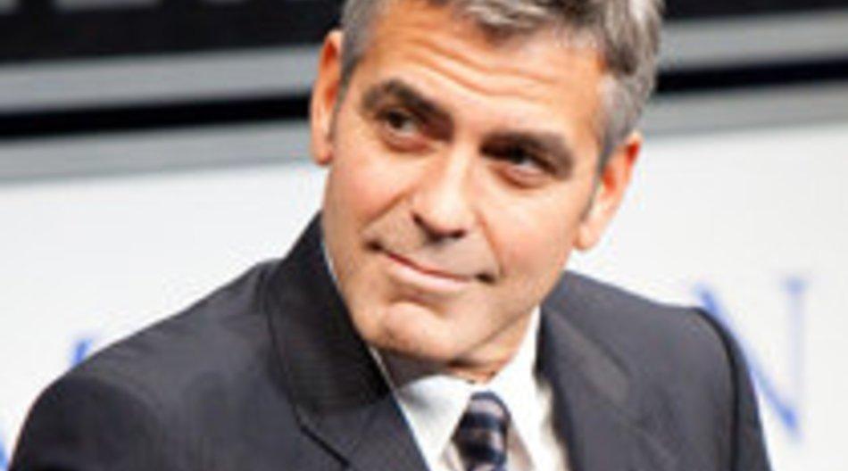 George Clooney: Zweisamer Sommer