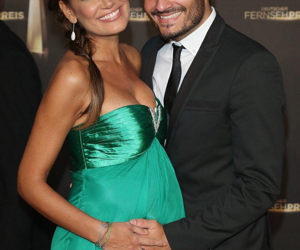 Jana Ina und Giovanni Zarrella freuen sich auf ihr Kind