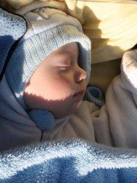 Babys: Schlaf nach eigenem Rhythmus