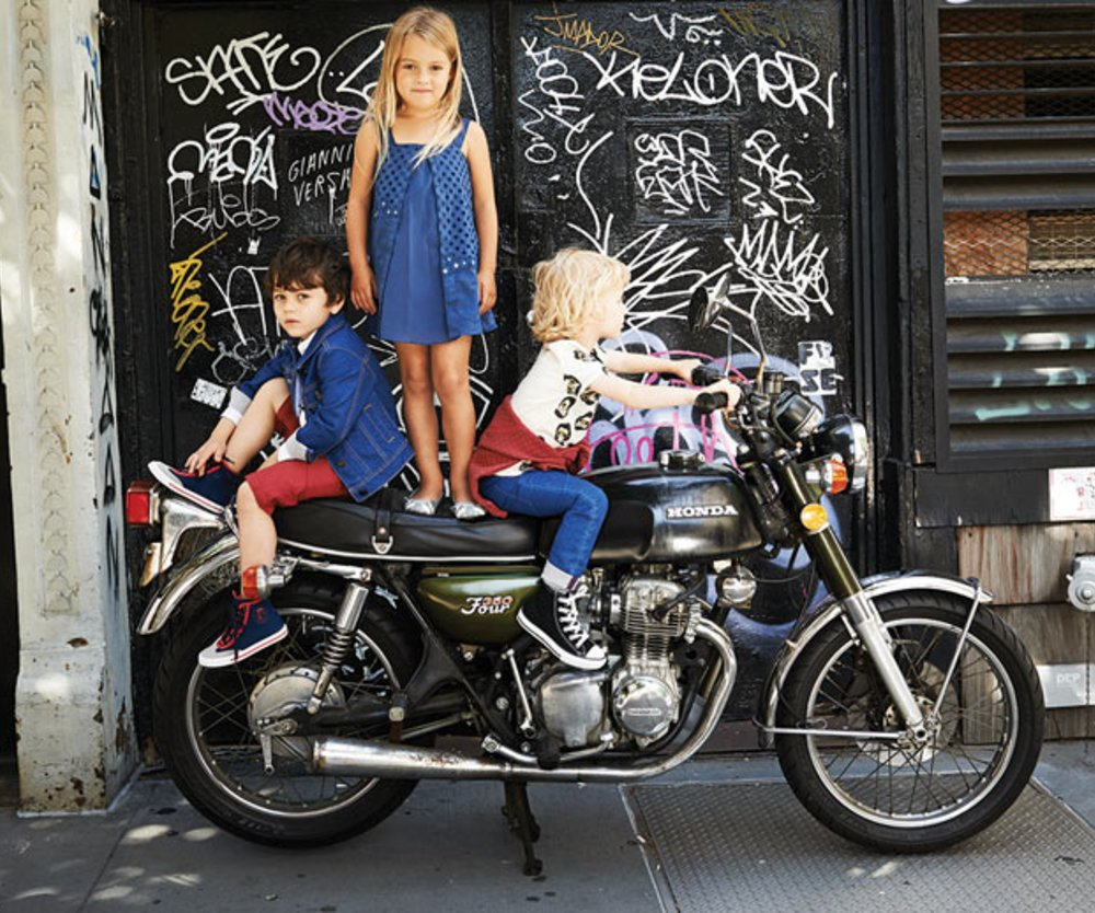 Designermode für Kinder