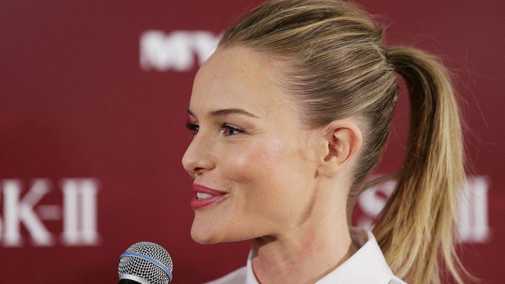 Kate Bosworth singt für Topshop