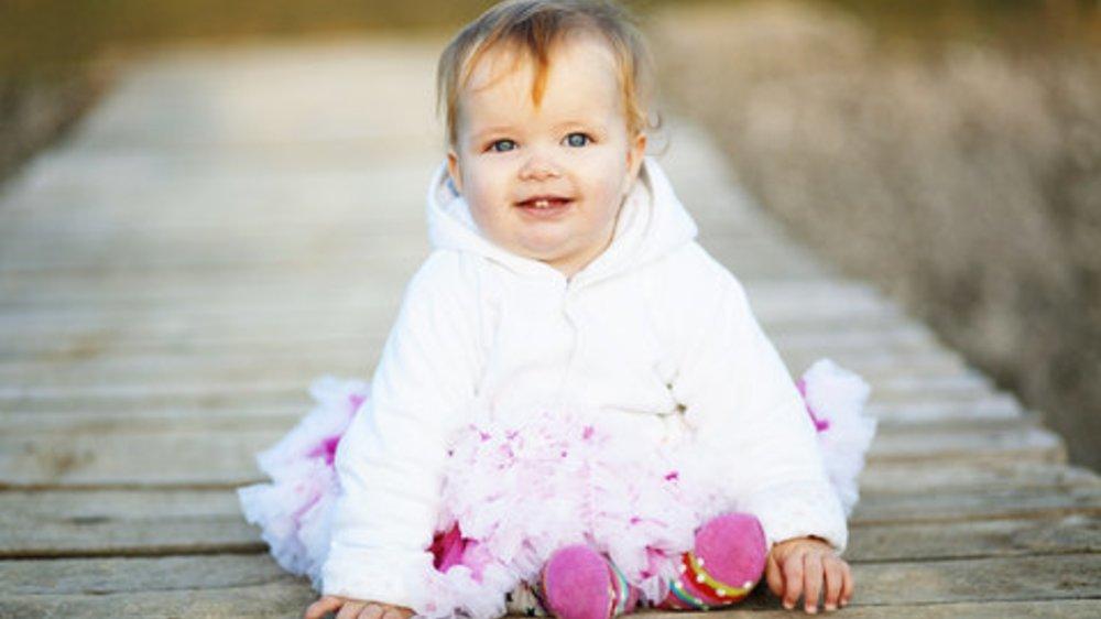 Babykleidung passend und bequem