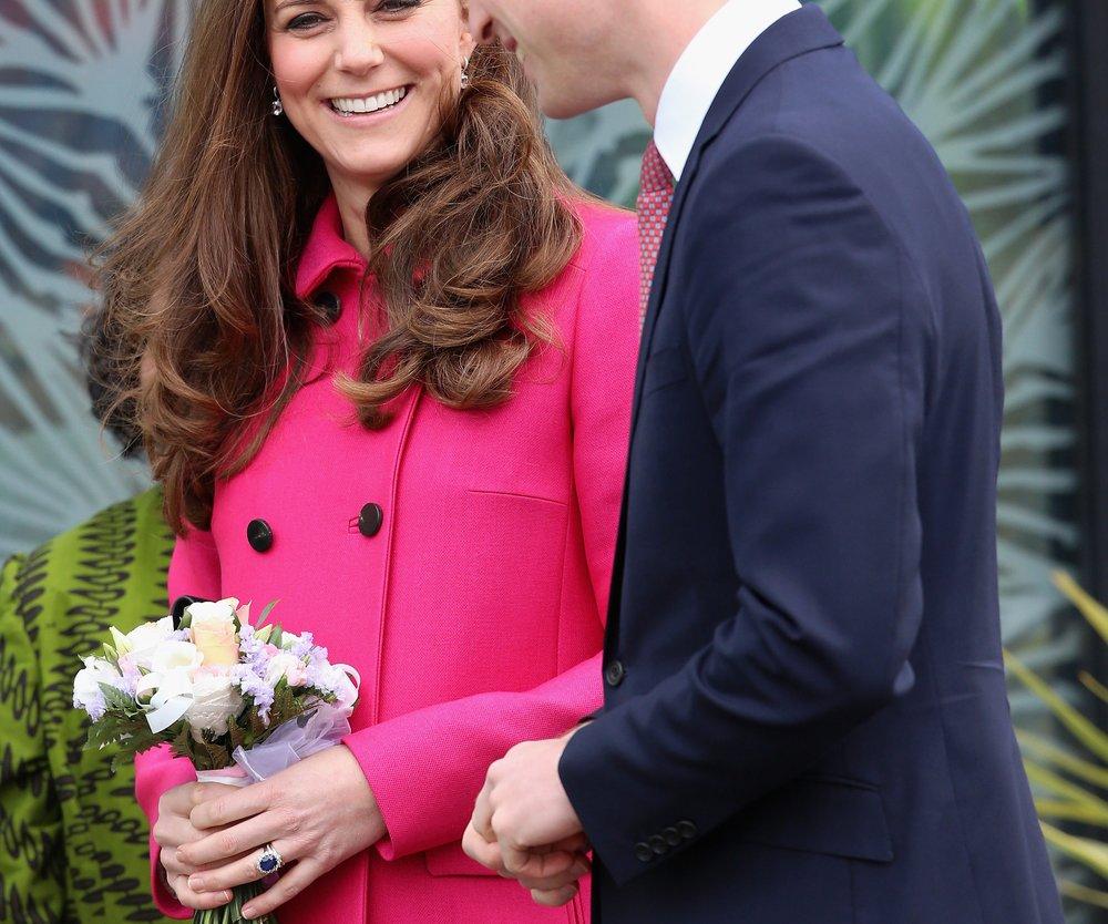 Kate Middleton: Wird das neue Kinderzimmer rosa?