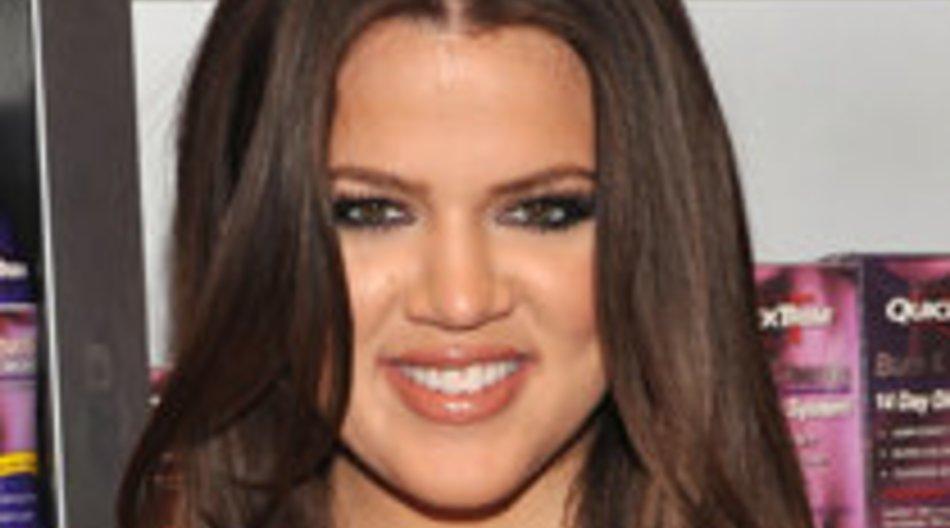 Kein Baby für Khloe Kardashian