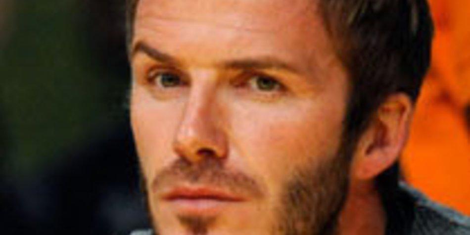 David Beckham: Kulinarische Mission