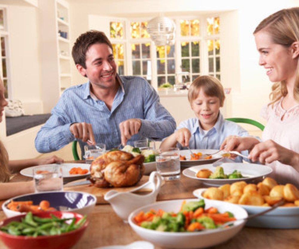 Familien Studie: Gespräche wichtig
