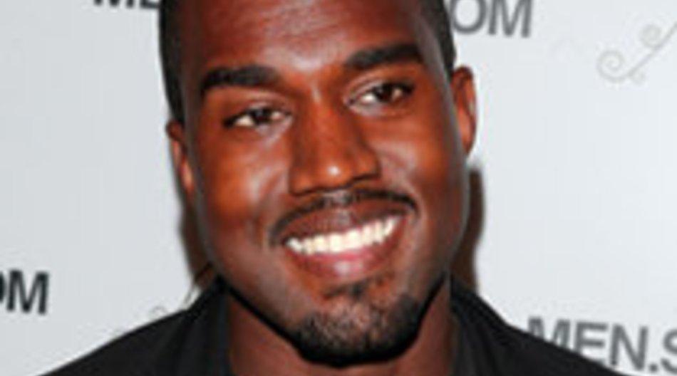 Kanye West an der Wall Street
