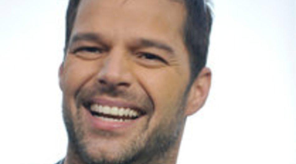 Ricky Martin wurde im Internet gemobbt