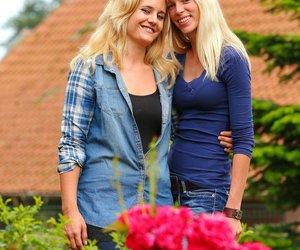 Bauer sucht Frau: Lena und Janine freuen sich auf Weihnachten