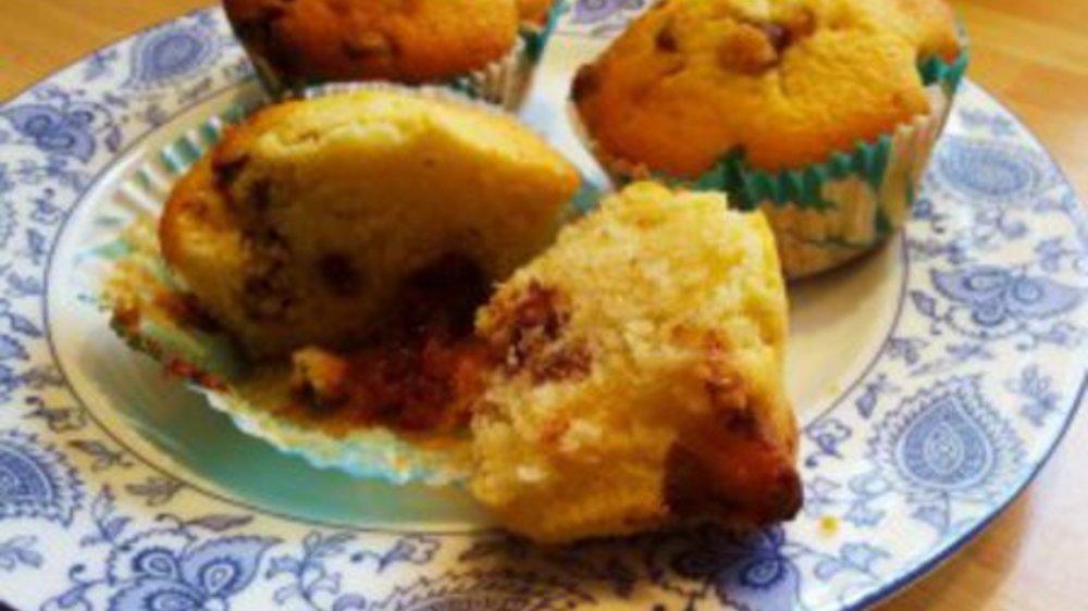 Twix-Muffins
