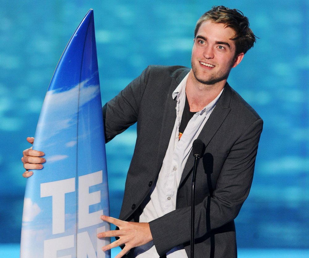 Robert Pattinson ist beliebtester Vampir