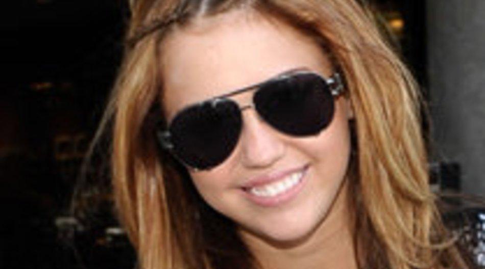 Miley Cyrus: Abschiedsparty für Hannah Montana