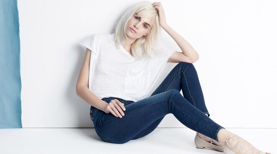 Jeans weiten