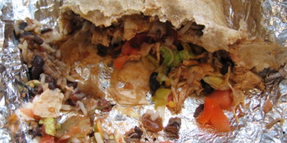 Burrito Füllung