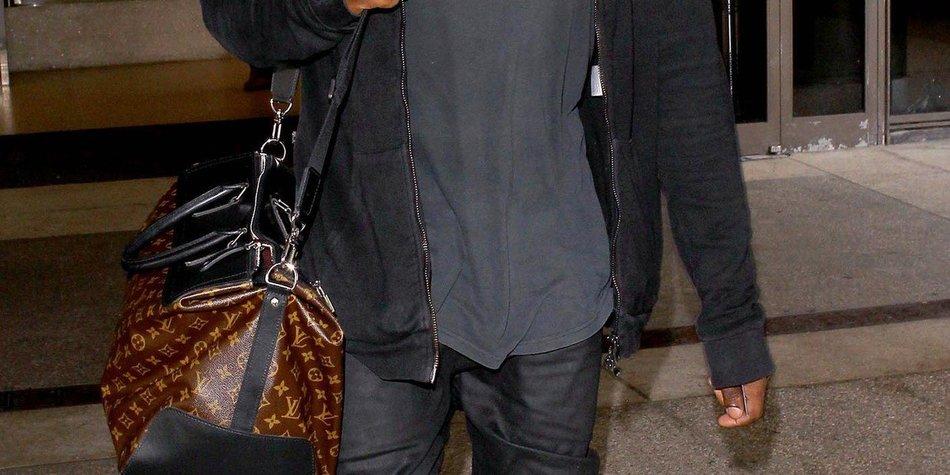 Kanye West: Hat er schon die Eheringe ausgesucht?