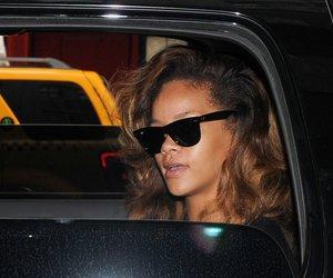 Rihanna steht auf Burger