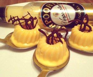 Mini Pudding mit Eierlikör