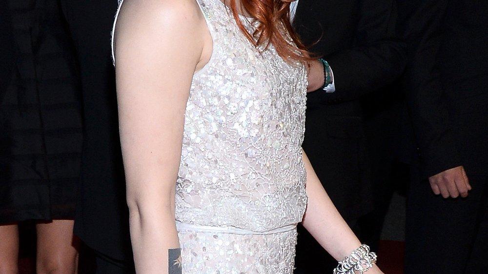 Kristen Stewart und Nicholas Hoult: Zweites Date im Piercingstudio?