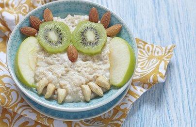 Eulen Porridge