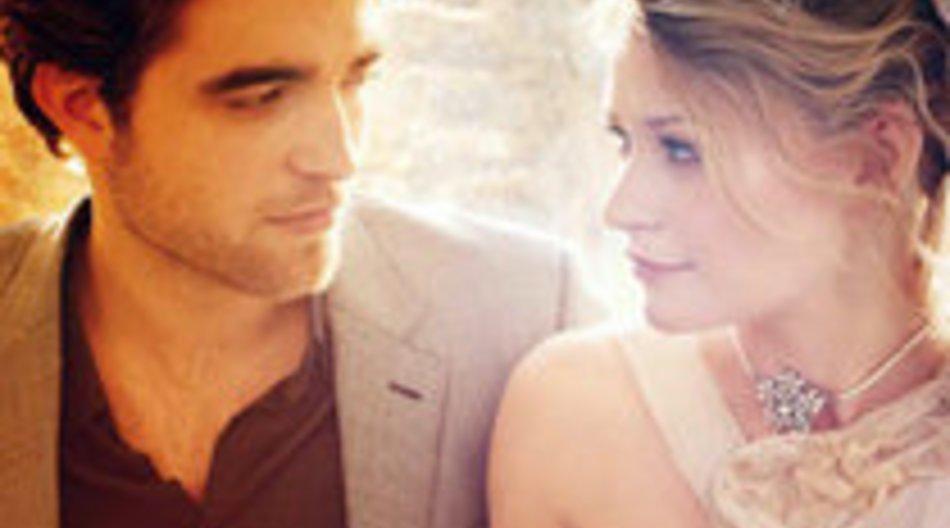 Robert Pattinson und Emilie de Ravin: Fotos in der Vogue