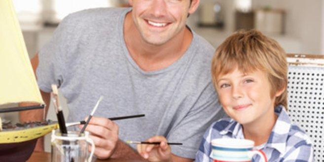 Väter bekommen mehr Rechte