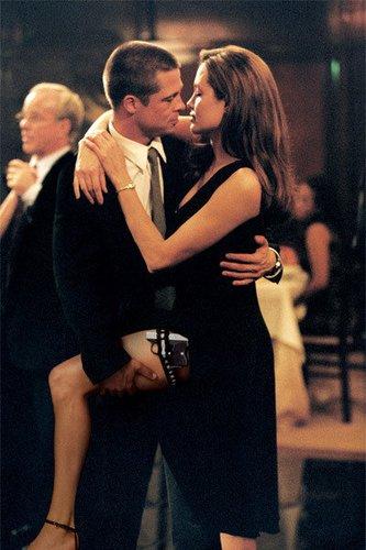 Actionreiche Liebeskomödie mit Brad Pitt und Angelina Jolie
