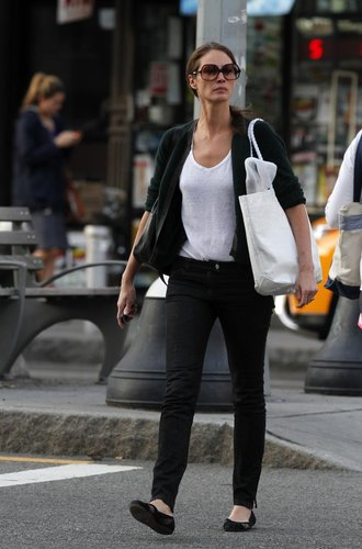 Christy Turlington in NY