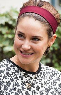 Shailene Woodley: Pixie mit Haarband