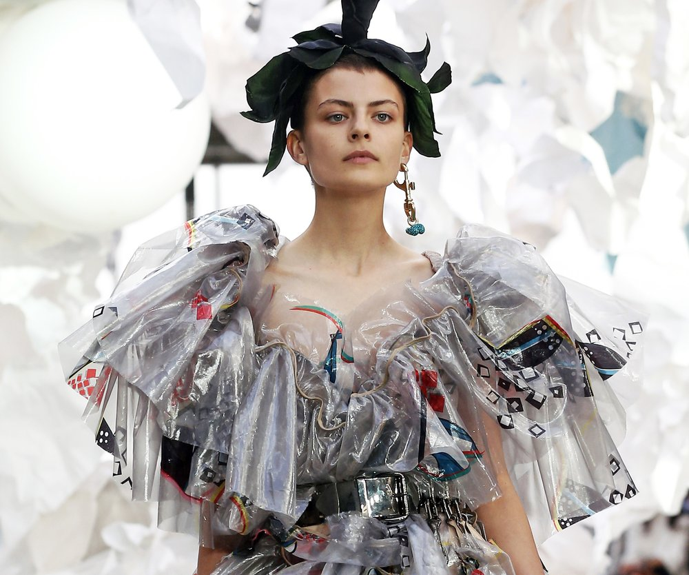 Vivienne Westwood Paris Fashion Week Frühjahr Sommer Kollektion 2019