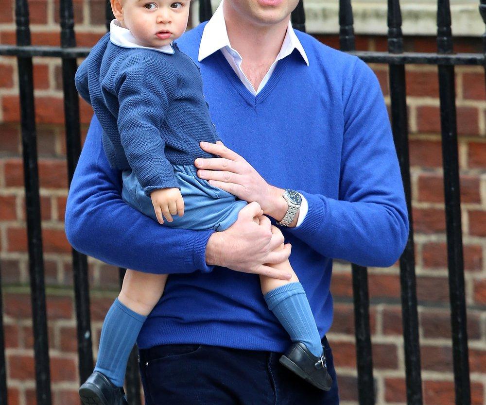 Prinz George: Prinz William will ihn auf dem Fußballplatz sehen