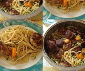 Spaghetti a la Königsberg