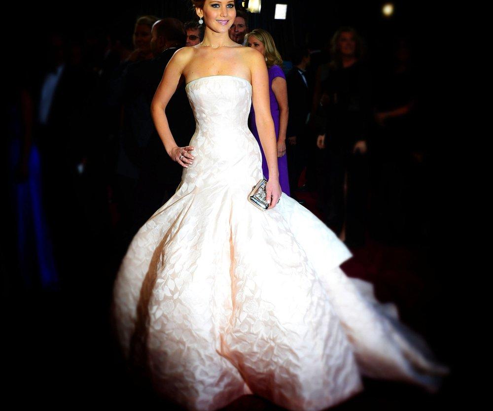 Jennifer Lawrence lässt Leonardo DiCaprio abblitzen
