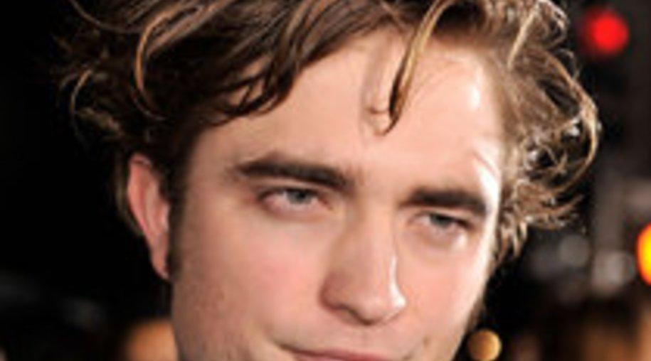 Twilight-Star Robert Pattinson: Beliebtester Vampir!