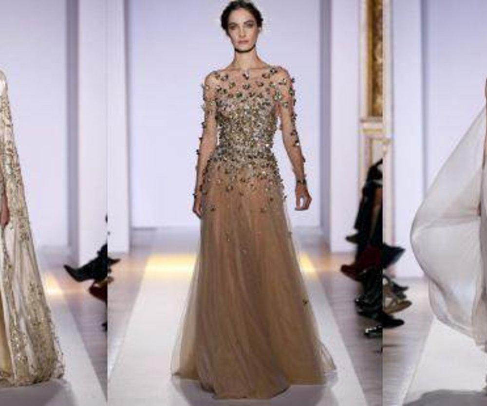 Haute Couture Paris: Zuhair Murad mit himmlischen Fresken