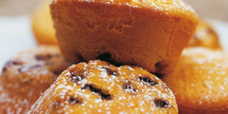Ei-Ei-Ei-VERPOORTEN-Muffins mit VERPOORTEN ORIGINAL Eierlikör