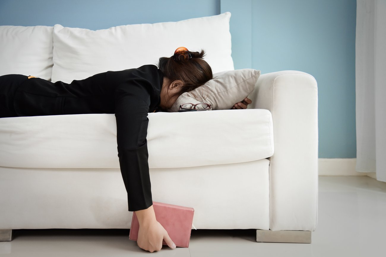 Bei Migräne geht oft nichts mehr.