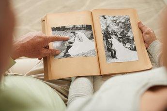 Goldene Hochzeit Geschenke Sprüche Und Tipps Zur Rede