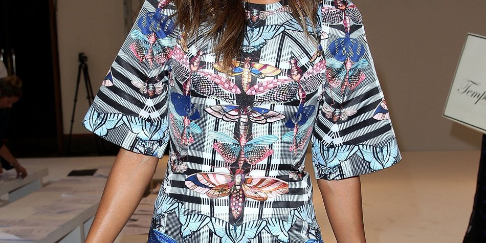 Nicole Scherzinger ist buchbar