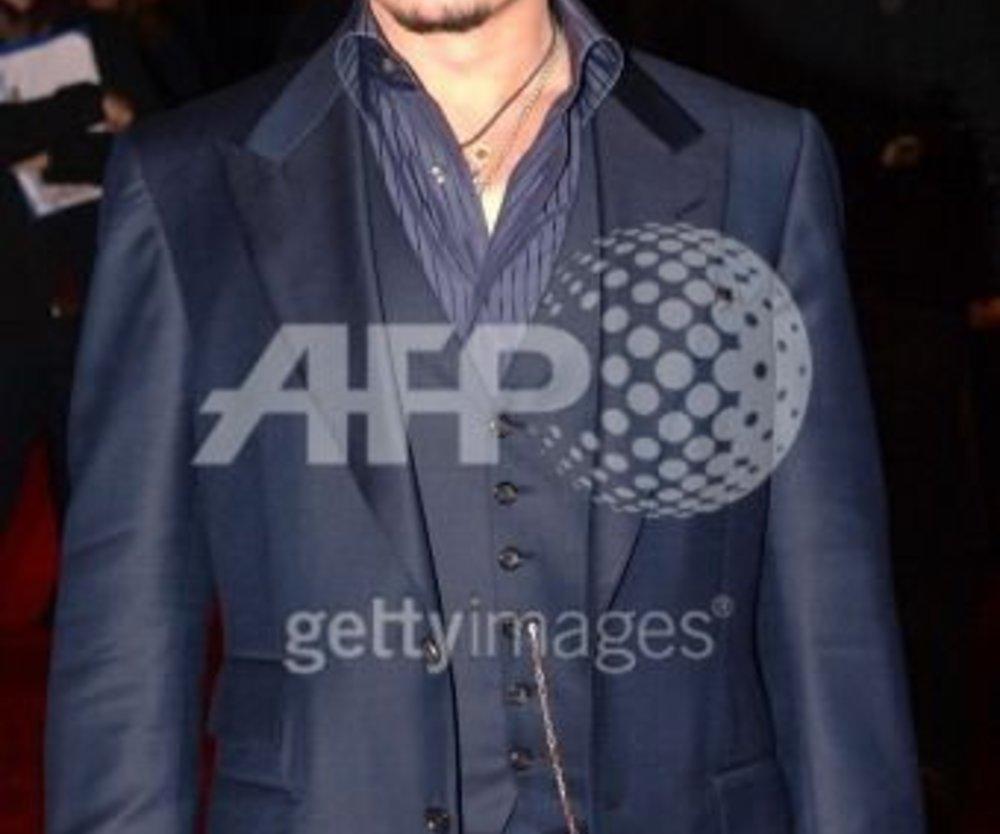 Johnny Depp als Blutsauger