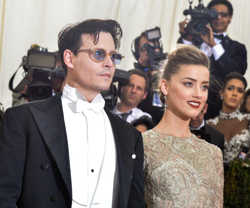 Johnny Depp: Heiratet er an Silvester?