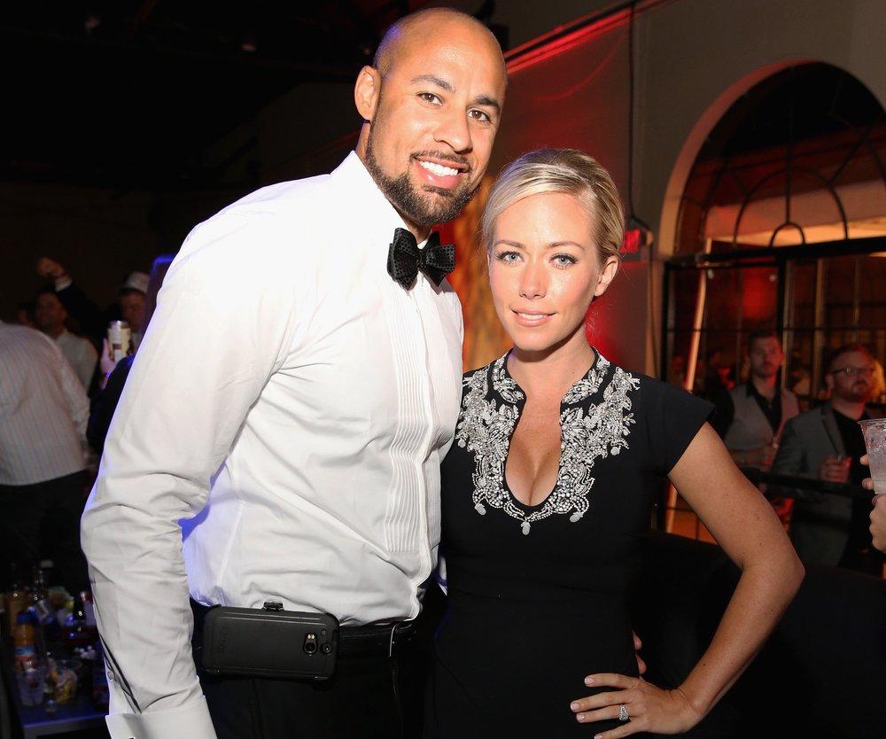 Kendra Wilkinson steht zu ihrem Ehemann Hank Baskett