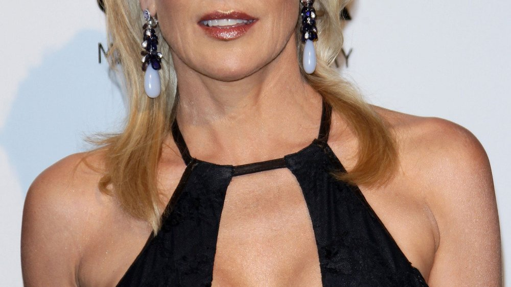 Sharon Stone: Bewusstlos auf Modenschau