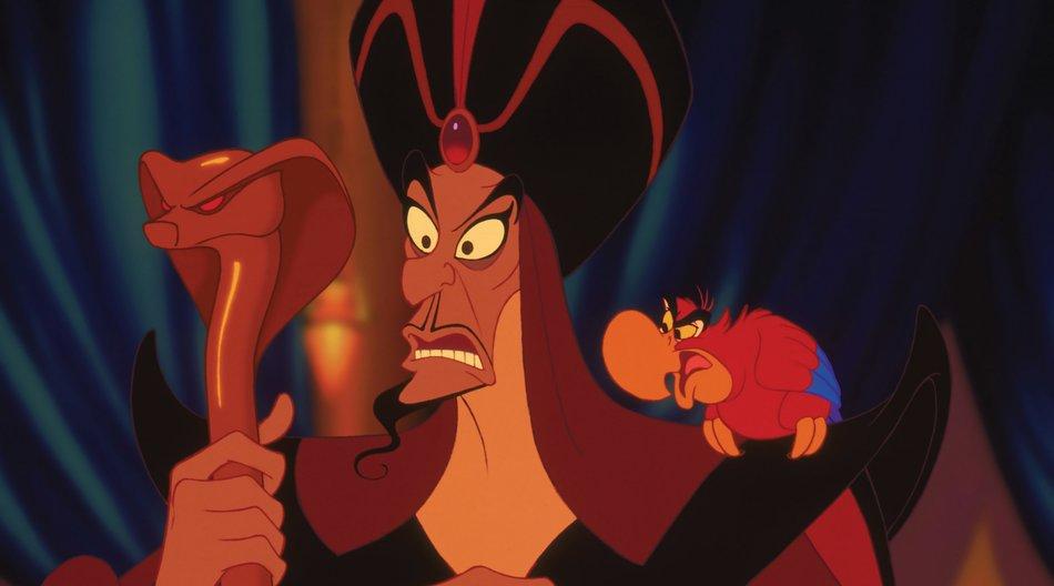 Dschafar aus Aladdin